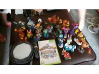 Skylanders Giants, Game, Portal & 25 Figures XBox 360