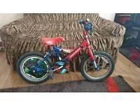 Children bike in a good condition
