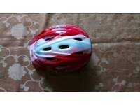 Used child cycle helmet