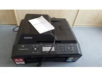 Brother MFC-J5910DW All-in-one colour printer/copier/scanner/fax A4/A3