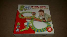 Clickety Clack Construction Track BNIB