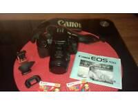 CANNON 700 SLR (not digital)