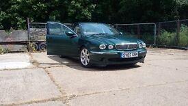 Jaguar X type 3.0v6 2003 - Auto - Breaking