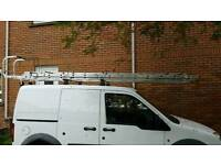 Roof ladders for sale.