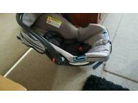 car seat. new never used