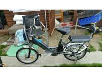 48 volt electric bike