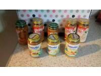 Baby jar food