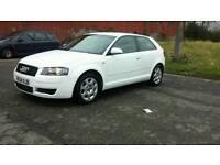 Audi A3 1.6 White