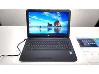HP 250 G2 laptop 750gb hd 8gb ram Intel Core i3 3rd generation processor