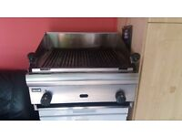 Lincat gas flame grill.. equipment cooker