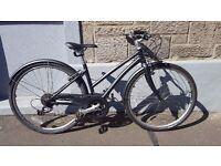 Ladies Whyte hybrid bicycle (small): elegant, traditional style bike