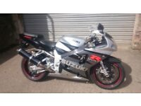 Suzuki GSXR 750 K3 2003 one previous owner,recent new tyres,chain & spkts,full MOT