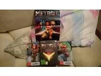 Metroid legacy and Amiibo