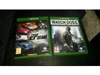 Xbox One & Xbox 360 Games