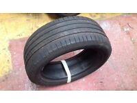 Goodyear Tyre - Bargain - x2 Set of - 235 / 50 / 18 - Part Worn - Good Treads