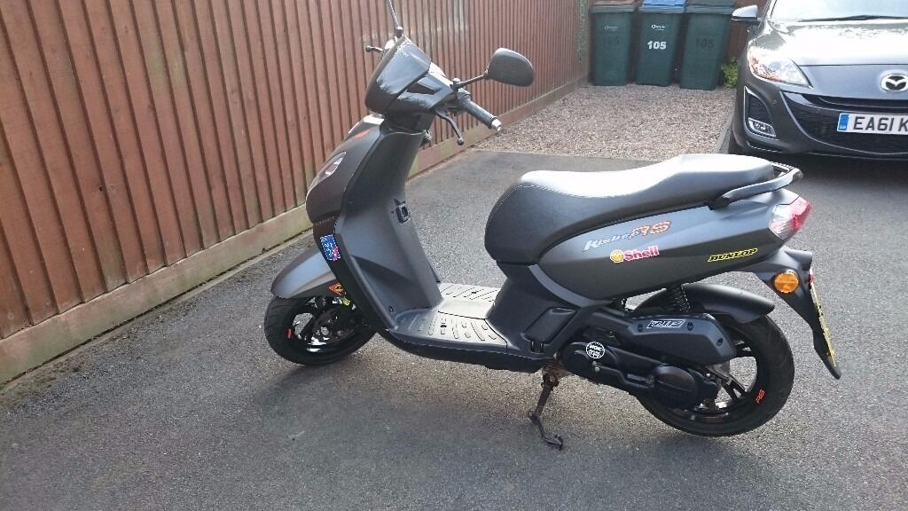 peugeot kisbee rs 50cc scooter moped in coventry west midlands gumtree. Black Bedroom Furniture Sets. Home Design Ideas