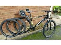 Mountain bike,Cannondale Trail 7, 29er, with extras