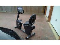 Horizon Fitness R4000 Premier Recumbent EXERCISE BIKE