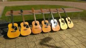 Guitar acoustic guitars