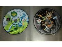 2 Playstation 2 Games.
