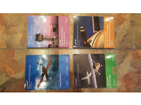 AFE Private Pilots Licence Course Books 1 -4. Full set and all excellent condition