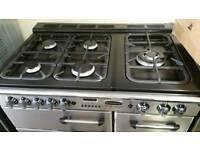 Range master professional 90cm dual fuel range cooker !!