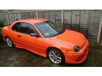 Dodge neon, chrysler neon LHD, project car