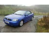 Vauxhall astra bertone convertible 1.8 petrol