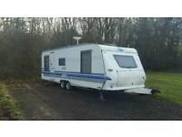 Hobby 635 Caravan 6 Berth