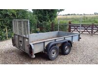 IFOR WILLIAMS 105 TRAILER