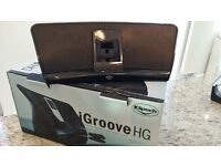 iPod/iPhone Speaker System Black -Klipsch iGroove HG - Beautiful and so powerful.