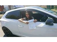 AUTOMATIC AND MANUAL Driving Lessons in Birmingham