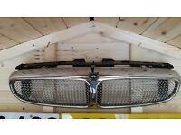 Jaguar x type genuine mesh grill