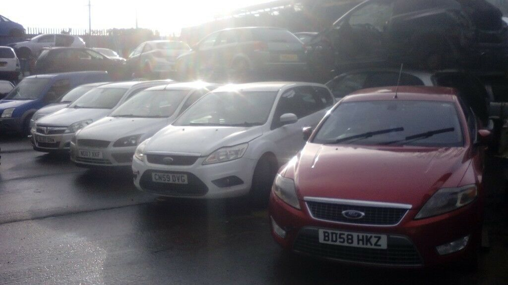 BREAKING Over 100 cars in stock, All Parts Available, Ford, Vauxhall, Peugeot plus More