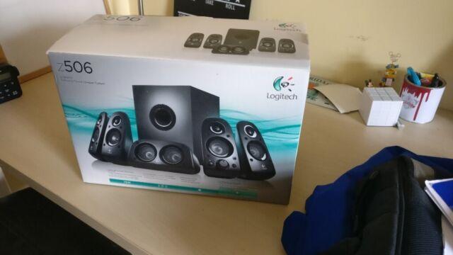 Logitech Z506 5 1 Speaker System   in Aldershot, Hampshire   Gumtree