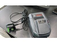 BOSCH Battery Charger AL 1830 CV brand new, never used