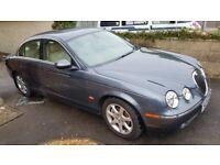 Jaguar S-Type 3.0 V6 LONG MOT