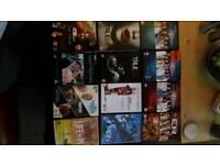 DVD's Various
