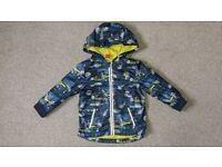 Boys Disney Cars lightweight jacket size 3-4years (104cm)