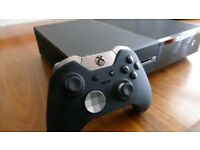 Xbox One Elite - 1 TB Hybrid Solid State Drive - Elite Controller