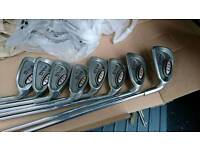 Ping i3 irons 4-sw Steel shafts
