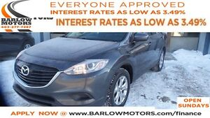 2015 Mazda CX-9 GS*EVERYONE APPROVED*APPY NOW DRIVE NOW!