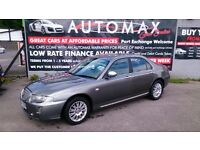2005 ROVER 75 CONNOISSEUR AUTO 2.0 CDTI DIESEL BMW ENGINE CHAIN DRIVEN JAN 2018 MOT 104K S/HISTORY