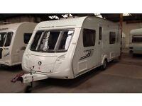 2010 Swift cardinal 550 Se touring Caravan