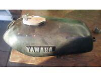 yam rs 125 fuel tank