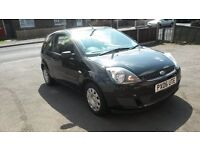 Ford fiesta 1.4 zetec 2006 panther black (cat c)