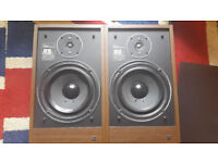 Vintage Acoustic Research AR 18S HiFi Speakers (postage available)