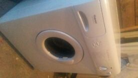 Hotpoint first edition washing machine in white 1200 spin