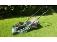 Hayter harrier 41 petrol roller mower