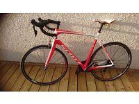 Road bike scott solace xl frame